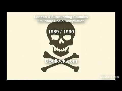 London Pirate Radio Selection 1989