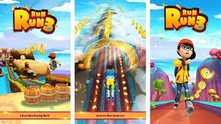 RUN RUN 3D - 3 Running Game for Kids Android Gameplay HD