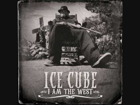 Ice cube – i am the west (album cover & track list)   hiphop-n-more.