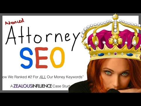 Law Firm SEO - Advanced Attorney SEO Case Study