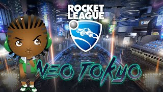 Rocket League Season 3 Neo Tokyo Gameplay Features Rocket League Collection's Edition Release date