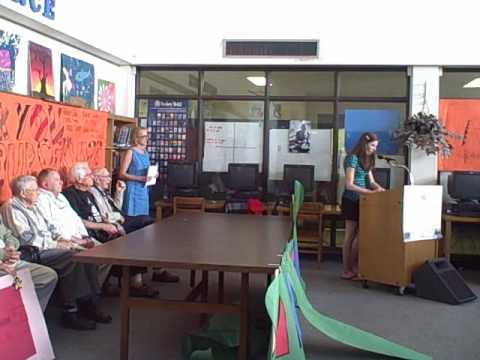 Flight of honor Video 1 Gena Loflin Jefferson Middle School.wmv
