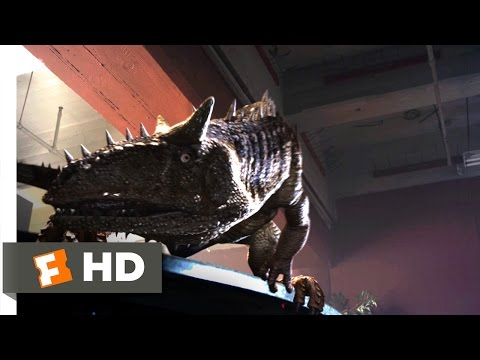 Age of Dinosaurs (7/10) Movie CLIP - Chompers vs. Chopper (2013) HD