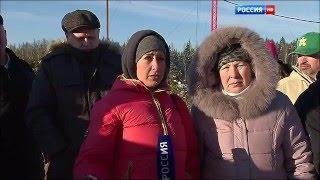 Репортаж Россия 1 от 28.02.2016 Сабидом Белый город