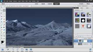 color lookup in pse