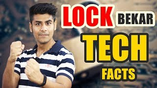 Saare Lock Bekar !! | Unknown Amazing Facts About Technology | Last One is Awesome thumbnail