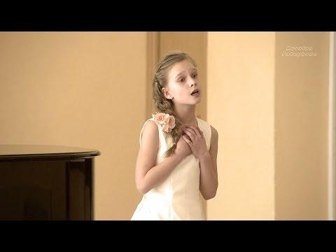 Песня настеньки из аленького цветочка ноты
