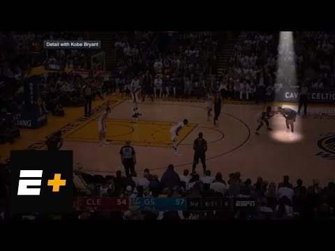 Kobe analyzes what LeBron James needs to do against Warriors in NBA Finals | 'Detail' Excerpt | ESPN