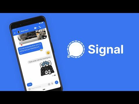 Signal (Das Große Tutorial) Wie funktioniert der sichere Messenger?