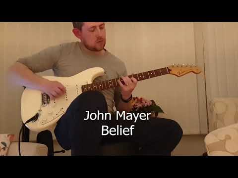 John Mayer - Belief (Riff.Masters Cover)