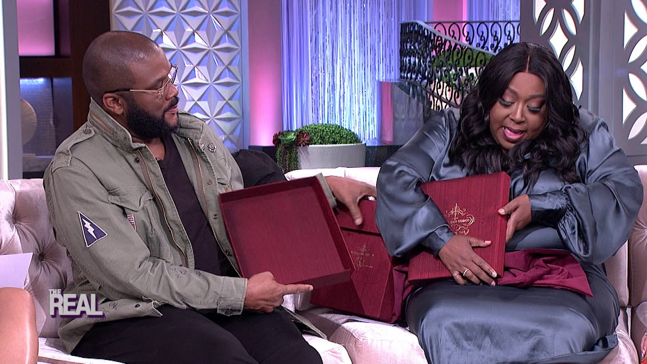 FULL INTERVIEW PART ONE: Tyler Perry on Opening His Studio and More