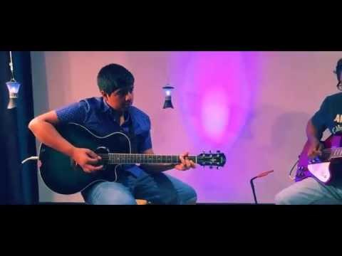 Naan Aanai Ittal - Live Guitar Cover Live by Kumaran