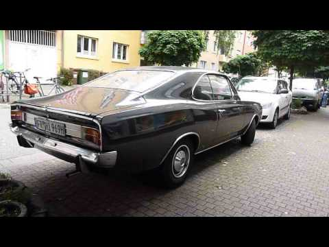 opel rekord 1900 l coup youtube. Black Bedroom Furniture Sets. Home Design Ideas