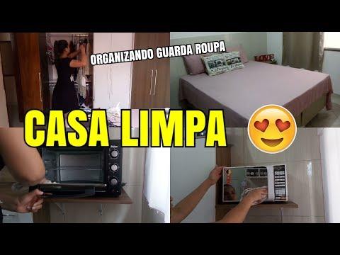Vlog - SOMOS 5 MIL ❤🎉 CASA LIMPA / TUDO ORGANIZADO - Tati Pereira thumbnail
