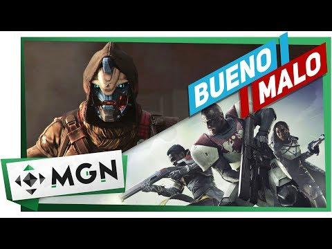 DESTINY 2: LO BUENO Y LO MALO (Análisis y reseña)   MGN
