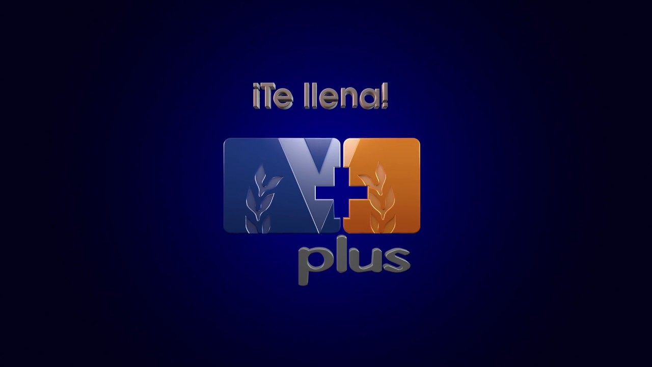 logo venevisi243n plus quotte llenaquot preventa 2017 youtube