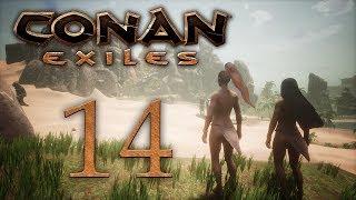 Conan Exiles - прохождение игры на русском - Пить будешь? [#14] | PC