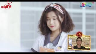 Tino hào hứng 'khoe' các MV vừa ra mắt cùng Hoàng Yến Chibi.