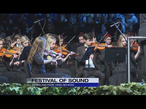 Festival of Sound at Wheeling Park High School