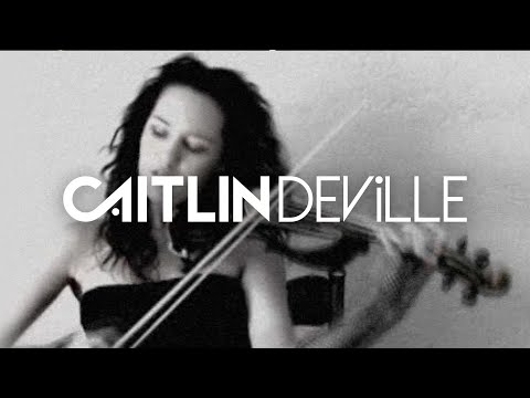 Written in the stars (Tinie Tempah ft. Eric Turner) - Electric Violin Cover | Caitlin De Ville