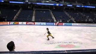 Jason Brown 2015 Figure Skating Championship