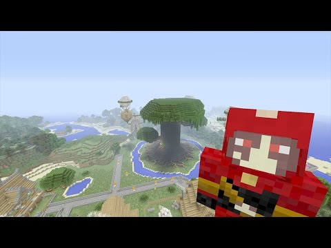 Minecraft XBOX - Tree of Life - Roleplay/Adventure Map {5}
