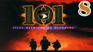 SKS Plays 101st Airborne:  The Airborne Invasion of Normandy Gameplay:  New Jump  [Episode 8]