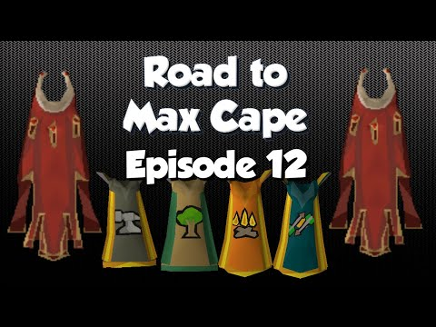 Maxing Soon! | Road to Max Cape Episode 12