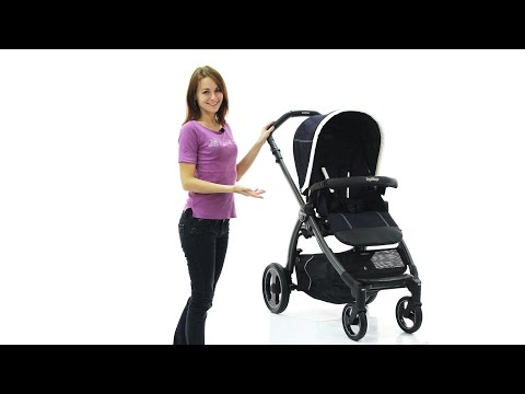 Прогулочная коляска Peg Perego Book Plus S Pop Up Completo (Пег Перего Бук Плюс С Поп Ап Комплито)