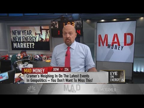 The only 3 oil stocks to buy amid rising US-Iran tensions, according to Jim Cramer