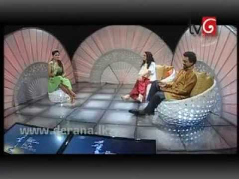 Pooja Umashankar @ Derana Lux Film Awards Interview