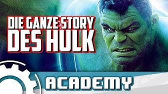 Die ganze Story von Bruce Banner & Hulk bis Endgame