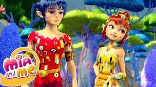 Мия и я -  Джунгли, живые и прикольные | Сериал про школу, мультфильм про эльфов, единорогов