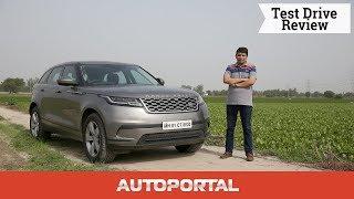 Range Rover Velar - Test Drive Review - Autoportal