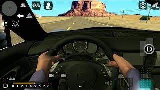 Car parking multiplayer реальная жизнь: батя подарил Порше