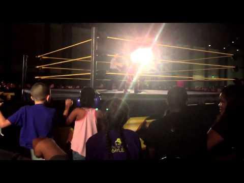 WWE Fan Cam: NXT Live West Palm July 25, 2015