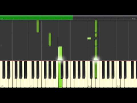 Same Love (Macklemore & Ryan Lewis) Piano Tutorial (Synthesia)