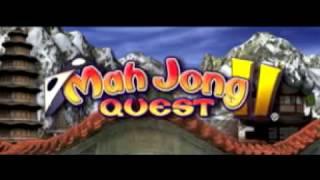Mah Jong Quest 2: Quest for Balance - Menu