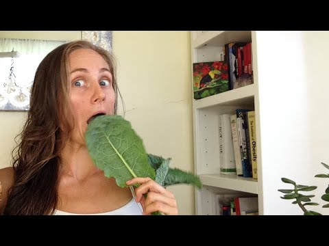 Raw Food 🍍🍌🥗 to Cure Hypothyroid & Adrenal Fatigue + Q&A