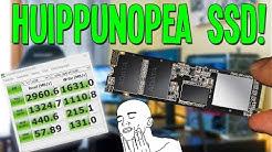 ASENNETAAN HUIPPUNOPEA M.2 NVMe SSD! - Jopa 32 kertaa kovalevyä nopeampi! - XPG SX8200