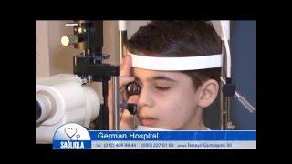 Op.Dr.Mustafa Kılıç Xəzər tv sağlıqla verilişi German Hospital (28.01.2016)