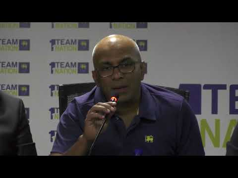 Chandika Hathurusingha appointed Sri Lanka National Team Head Coach