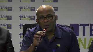 Chandika Hathurusingha appointed Sri Lanka National Team Head Coach