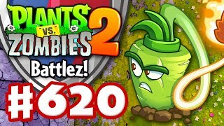 BATTLEZ! Wasabi Whip Epic Quest! - Plants vs. Zombies 2 - Gameplay Walkthrough Part 620