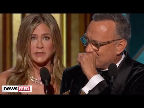 All The EMOTIONAL Moments Of The 2020 Golden Globe Awards!