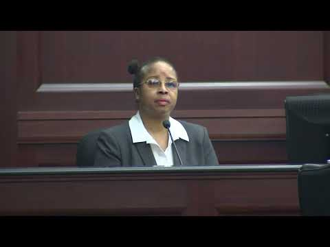 """VIDEO: Gloria Williams says her intention coming to Jacksonville """"was not to take a baby"""""""