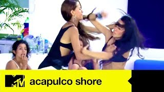 Mane Y Talia A Putazos | Acapulco Shore 1