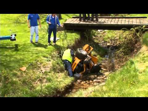 Person Killed In Lawn Mower Accident Youtube
