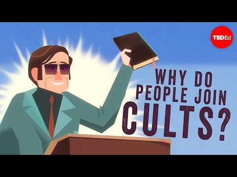Why do people join cults?  Janja Lalich