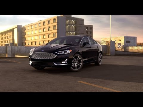 2019 FORD FUSION REVIEW